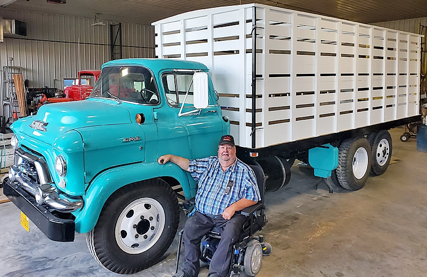 """By Ted PennekampThe following article is based upon an interview with Mike Bassett, president of Bassett Trucking of Wauzeka, and an article in the magazine """"Wheels of Time"""" as told by Mike Bassett and written by Jim Francis.Bassett Trucking of Wauzeka, 201 W. Guard St., is..."""