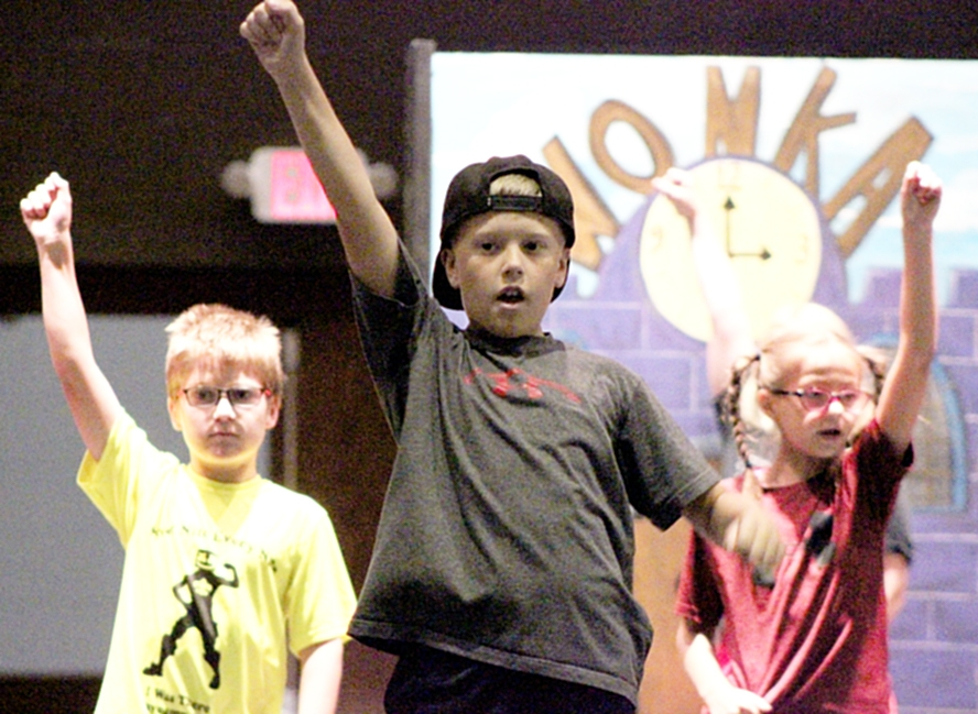 """By Correne Martin""""Willy Wonka and the Chocolate Factory"""" will be on stage at the Prairie du Chien Performing Arts Center Thursday, July 29, at 7 p.m. About 30 Bluff View Intermediate summer school students have been working hard on the production and are anxious to share it..."""