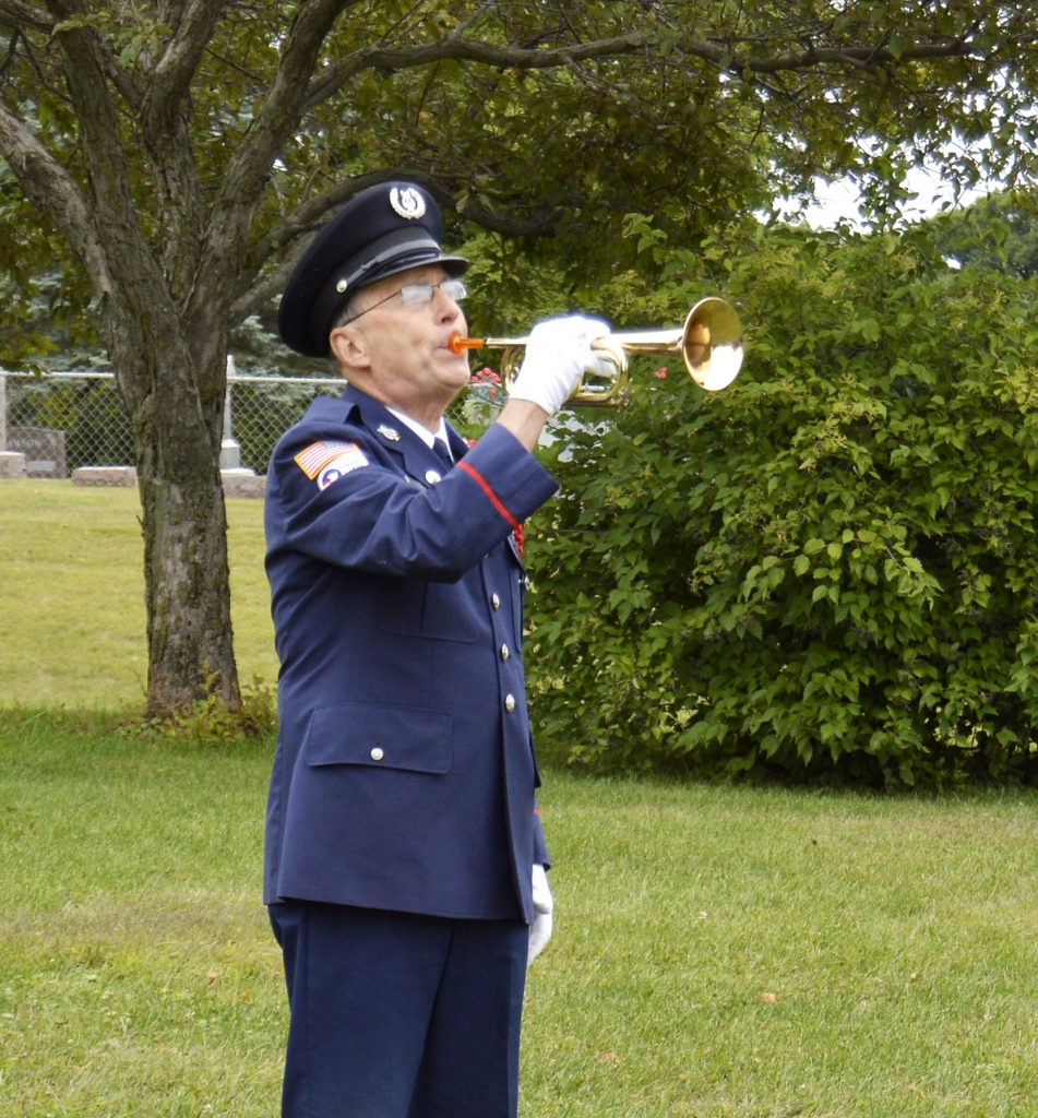 """As bugler, Mays honors veterans at military funeralsBy Audrey Posten""""Taps is 21 notes. About 55 seconds if you time it out,"""" said Jerry Mays. """"But it's how you play it—reverently.""""Mays would know. The rural McGregor resident has played the country..."""