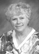 Betty Ione Puffett